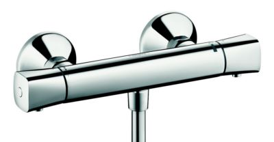 Photo de l'article HANSGROHE Mitigeur thermostatique mural ECOSTAT UNIVERSAL  pour douche