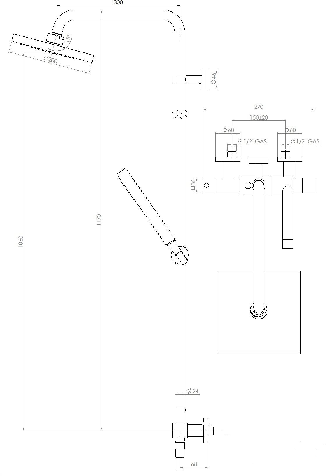 colonne de douche garantie 5 ans. Black Bedroom Furniture Sets. Home Design Ideas