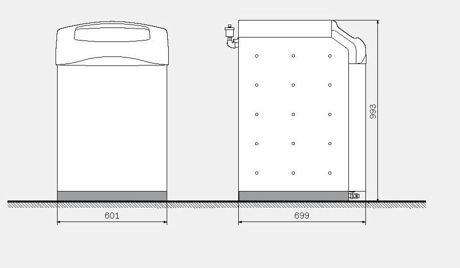 chaudi re sol fioul condensation olio condens 3000 f chauffage seul bosch. Black Bedroom Furniture Sets. Home Design Ideas