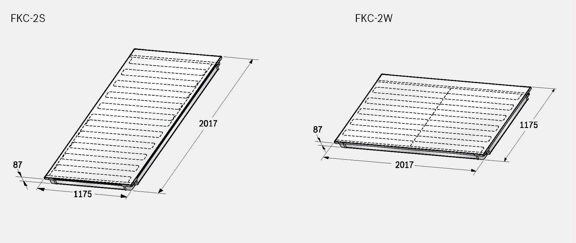 Pack capteurs verticaux solar 5000 tf pose sur toiture for Dimension des tuiles
