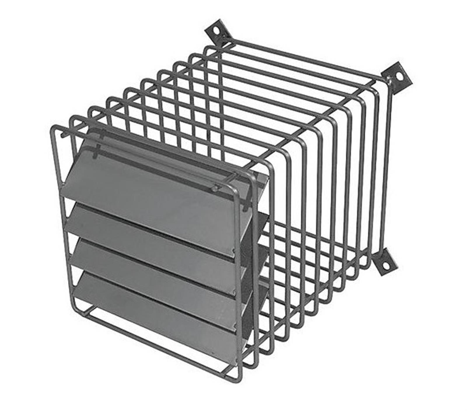 Grille de protection pour terminal rolux ubbink - Grille de protection pour insert ...