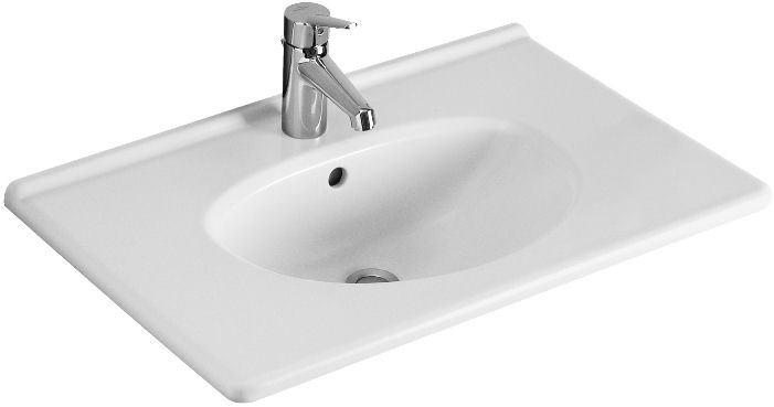Plan de toilette targa pro villeroy et boch - Plan de toilettes seches ...