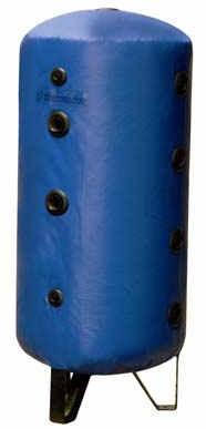 100 litres Ballon tampon Capacite pose sur pieds
