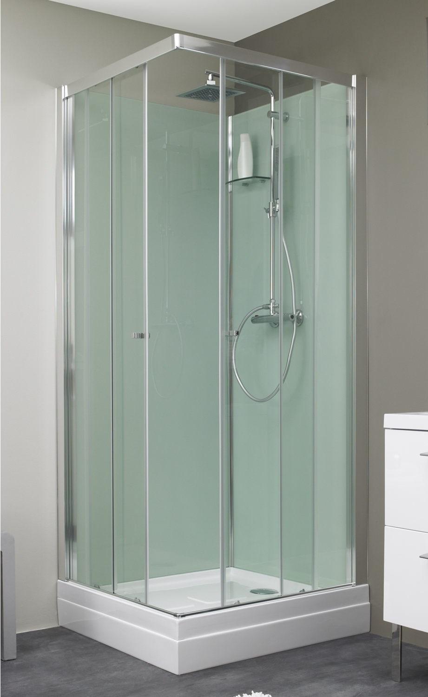 Cabine de douche eden c m0212 for Cabine de douche faible hauteur