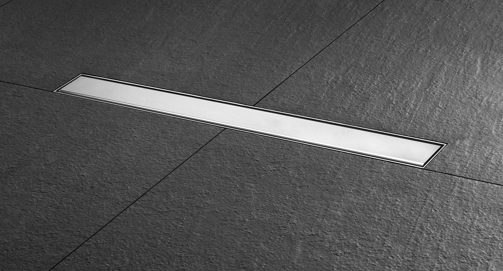 caniveau complet pour douche l 39 39 italienne basic drain steps easy drain. Black Bedroom Furniture Sets. Home Design Ideas