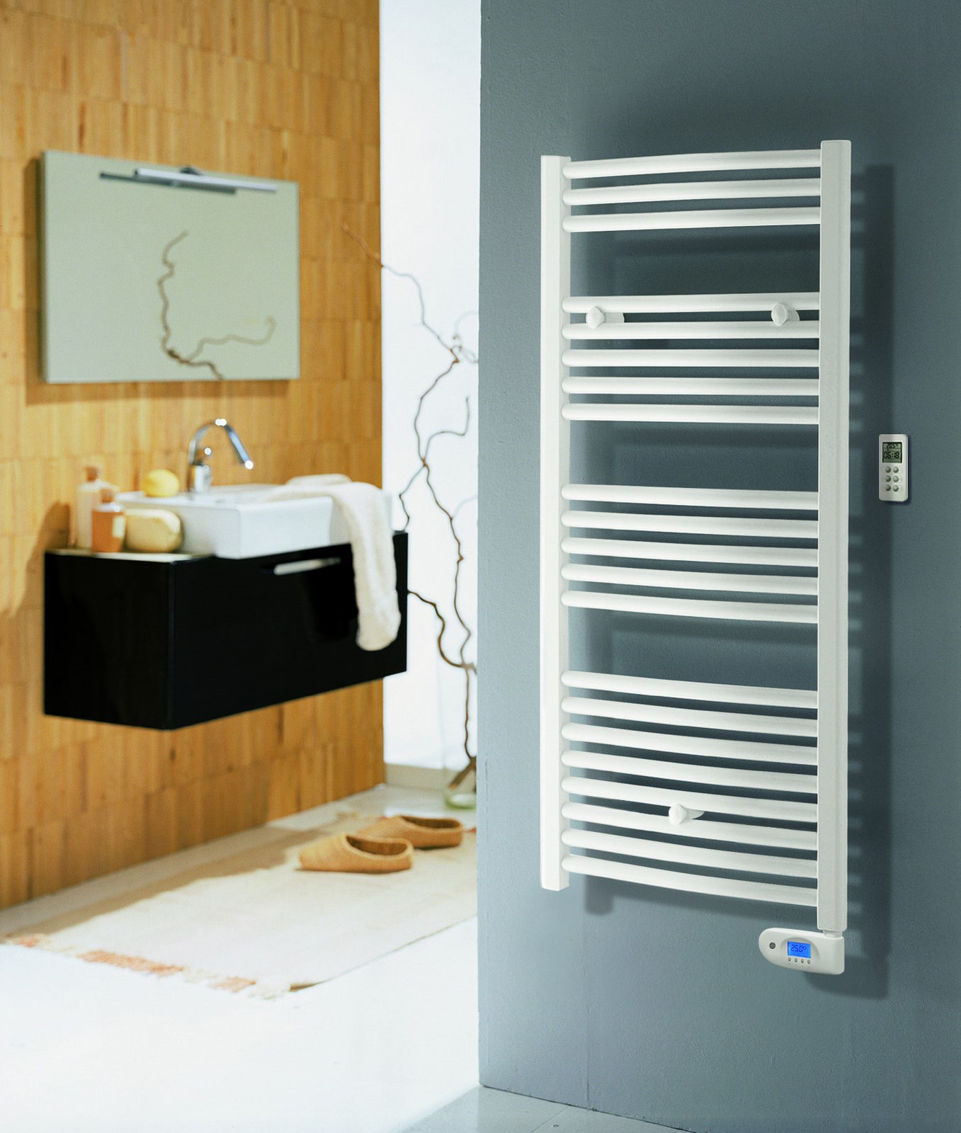 radiateur sche serviettes mega lectrique adesio dl radiators. Black Bedroom Furniture Sets. Home Design Ideas