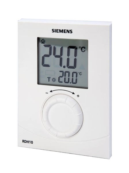 thermostat d 39 39 ambiance lectronique rdh siemens. Black Bedroom Furniture Sets. Home Design Ideas