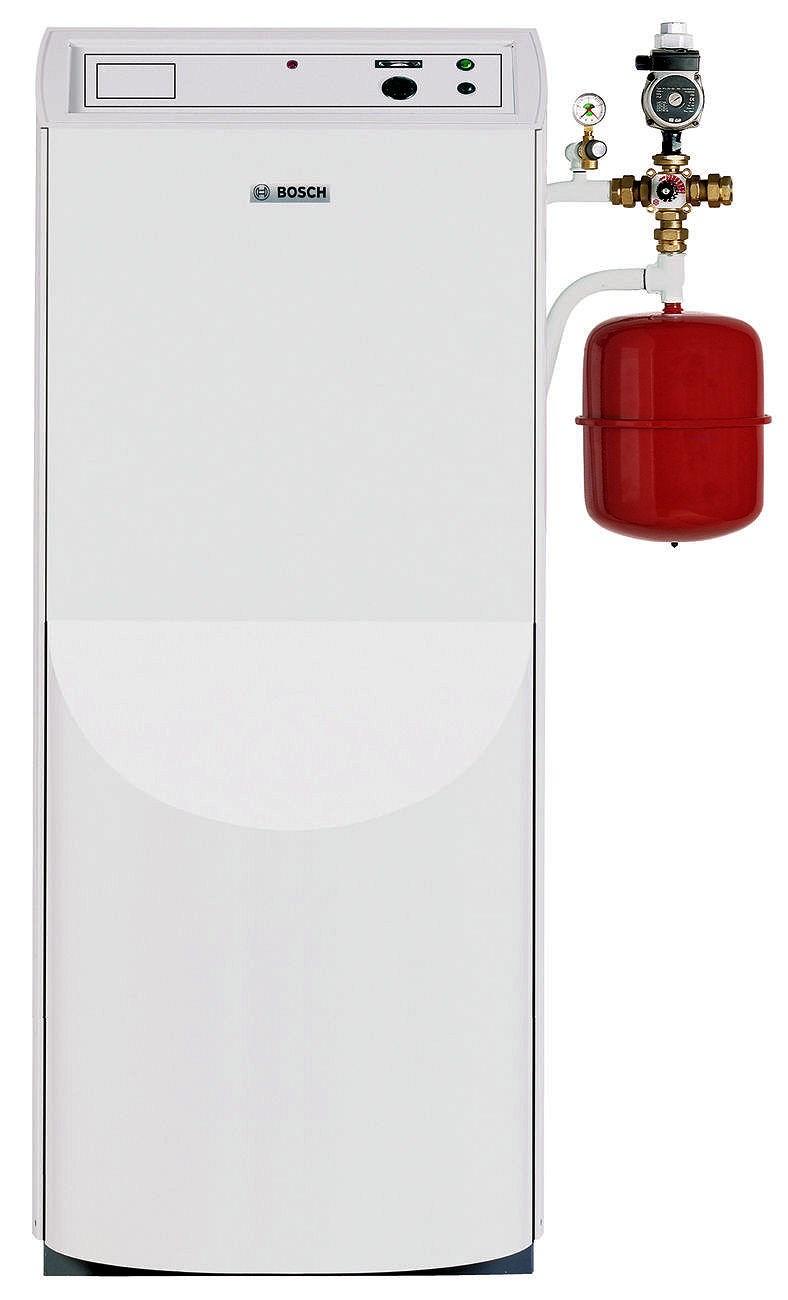 chaufferie acier fuel olio 1500 fm avec eau chaude sanitaire bosch. Black Bedroom Furniture Sets. Home Design Ideas