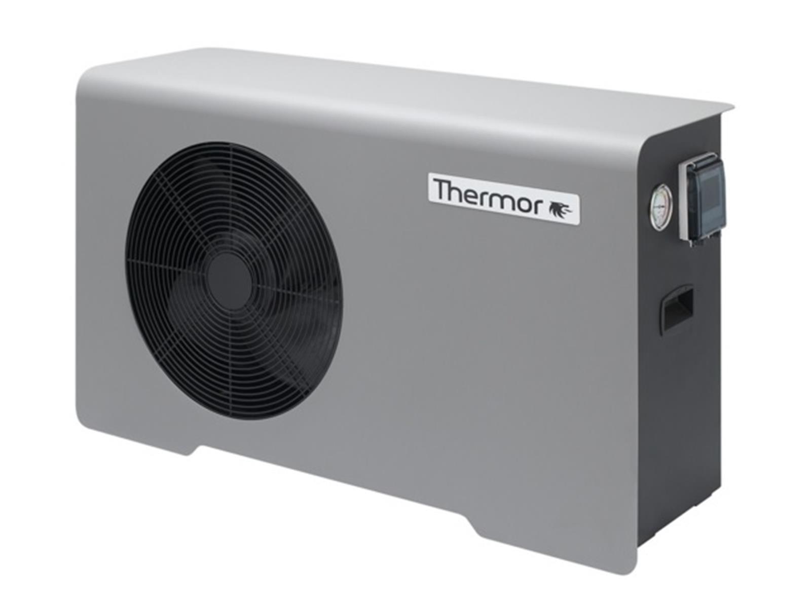 Pompe chaleur aeromax piscine thermor for Piscine pompe a chaleur