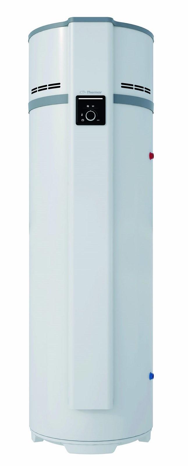chauffe eau thermodynamique airlis thermor. Black Bedroom Furniture Sets. Home Design Ideas