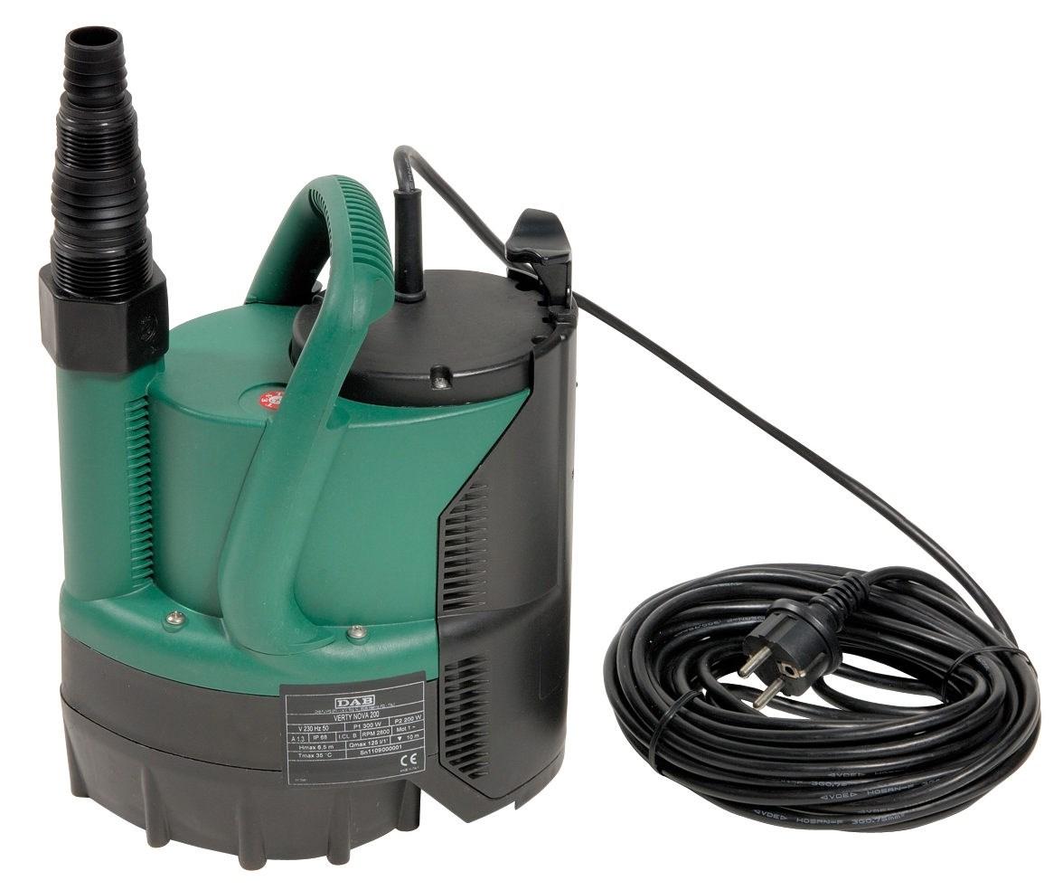 Pompe submersible de relevage verty nova eaux claires jetly - Pompe de relevage prix ...
