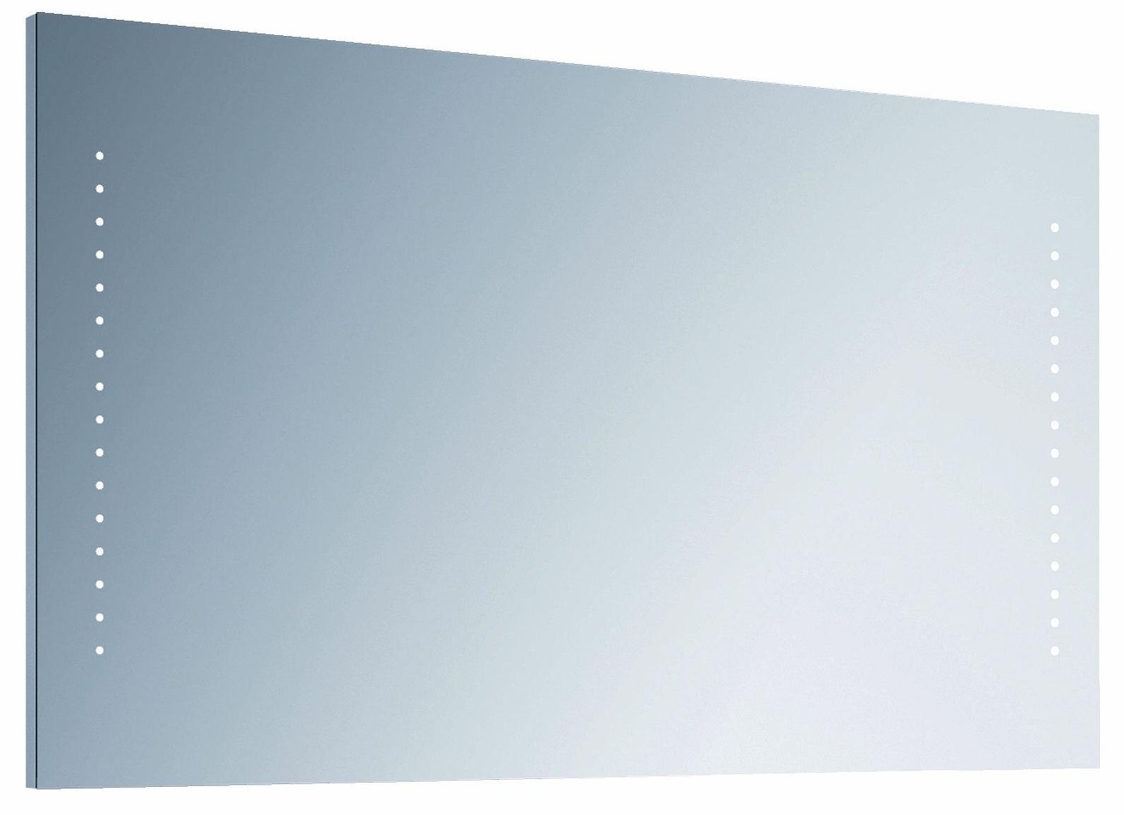 Miroir salle de bain lumiere et prise for Miroir salle de bain led