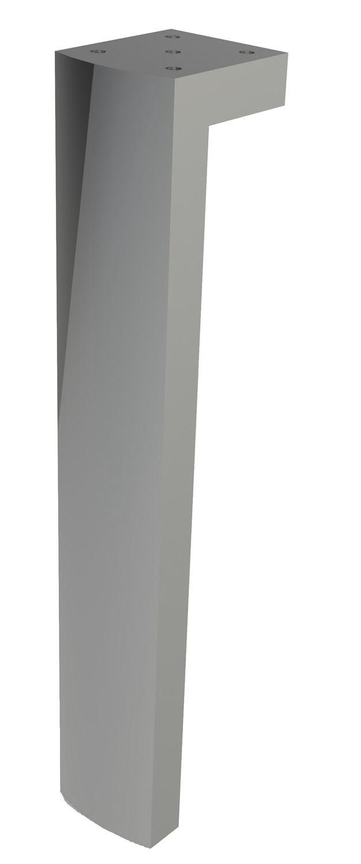 set de 2 pieds s rie adesio 3 sanitaire distribution. Black Bedroom Furniture Sets. Home Design Ideas