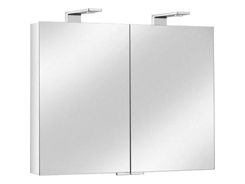 Armoire de toilette royal universe keuco - Armoire de toilette avec prise de courant ...