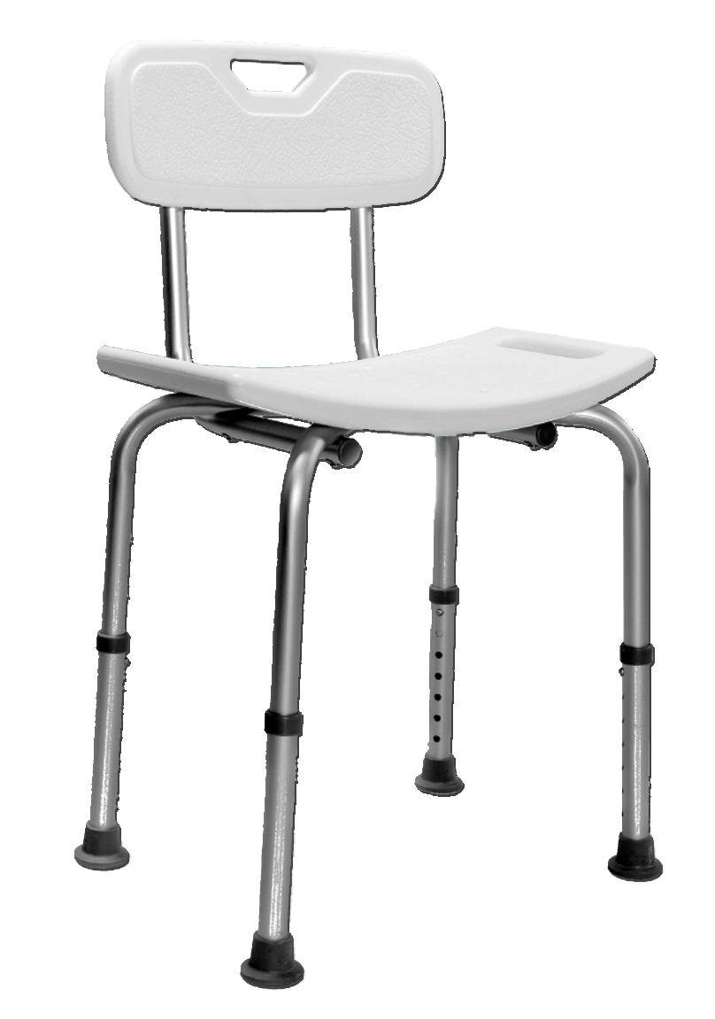 chaise de douche akw. Black Bedroom Furniture Sets. Home Design Ideas