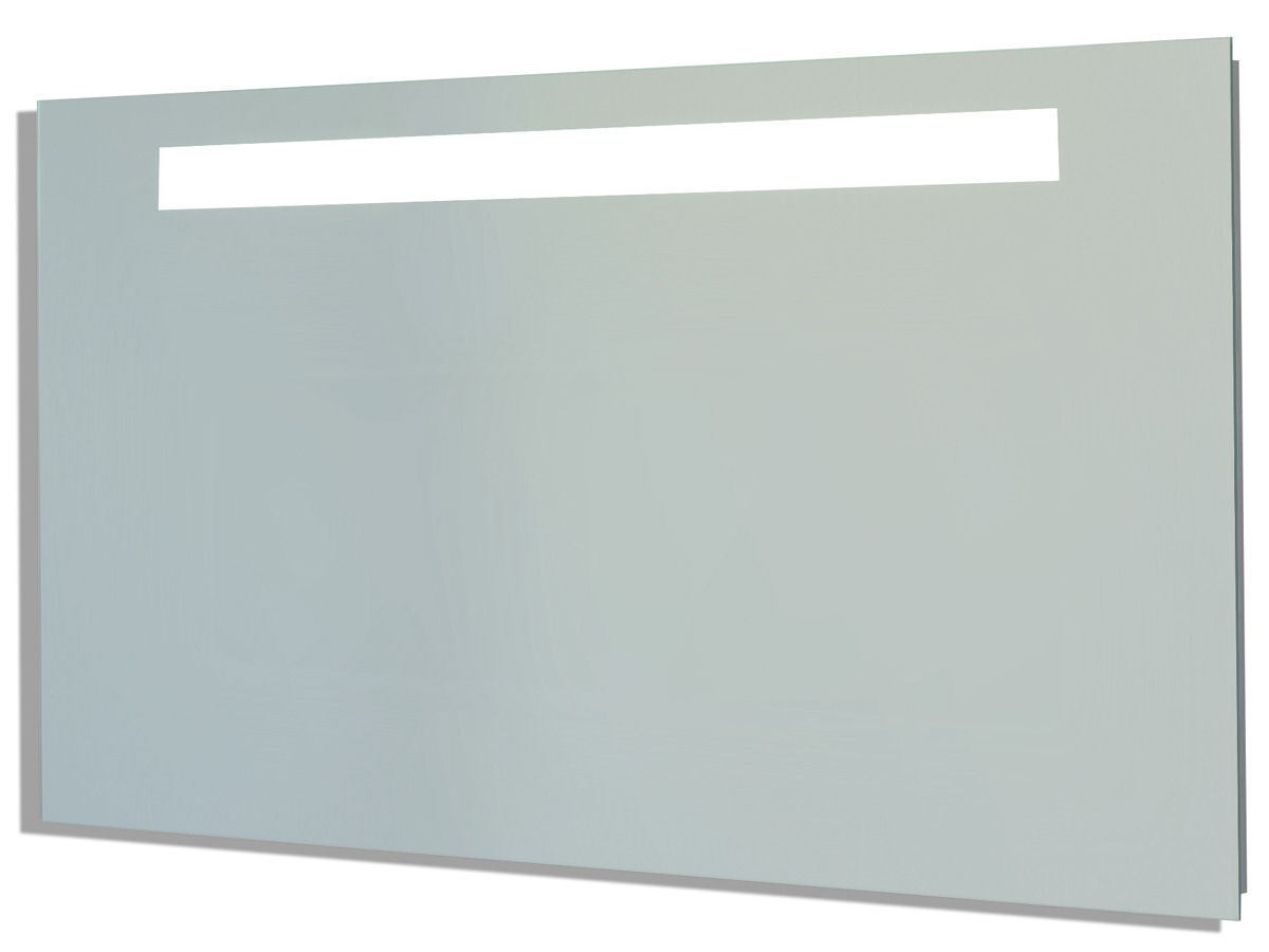 Miroir reflet sens avec clairage led et interrupteur infrarouge et antibue sanijura for Miroir infrarouge