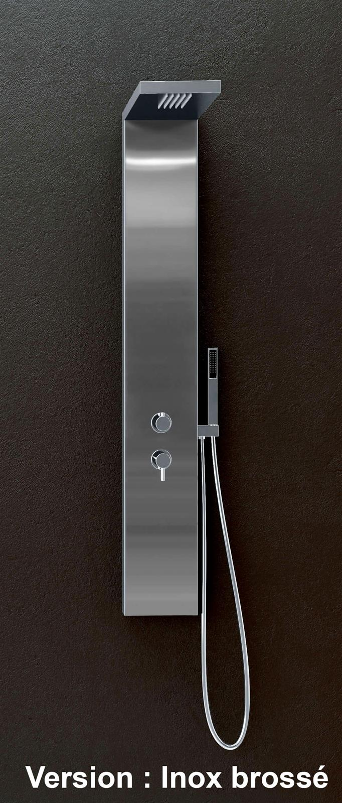 colonne de douche aquastyle kinedo. Black Bedroom Furniture Sets. Home Design Ideas