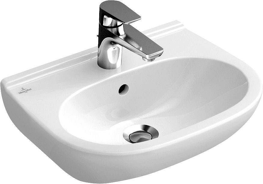 Lavabo o novo compact villeroy et boch - Salle de bain villeroy et boch ...